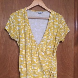 Yellow Boden Shirt